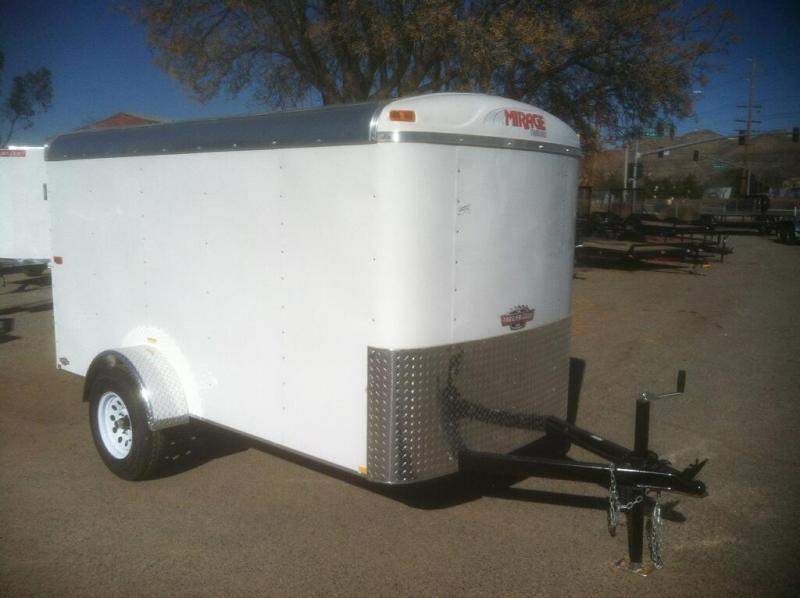 2016 Mirage Trailers 5x10 Enclosed Cargo Trailer