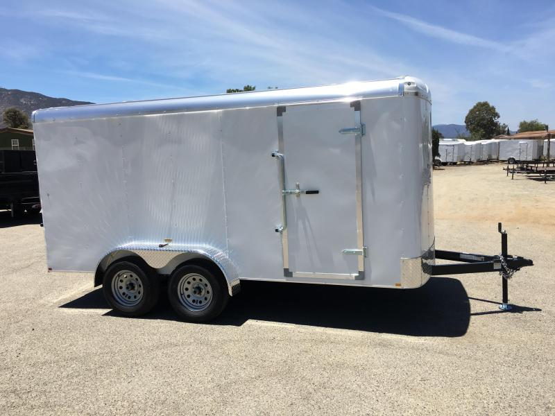 2018 Mirage Trailers XPO 7X14TA Enclosed Cargo Trailer
