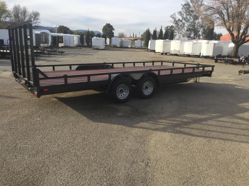 2017 Playcraft RV-18 Utility Trailer