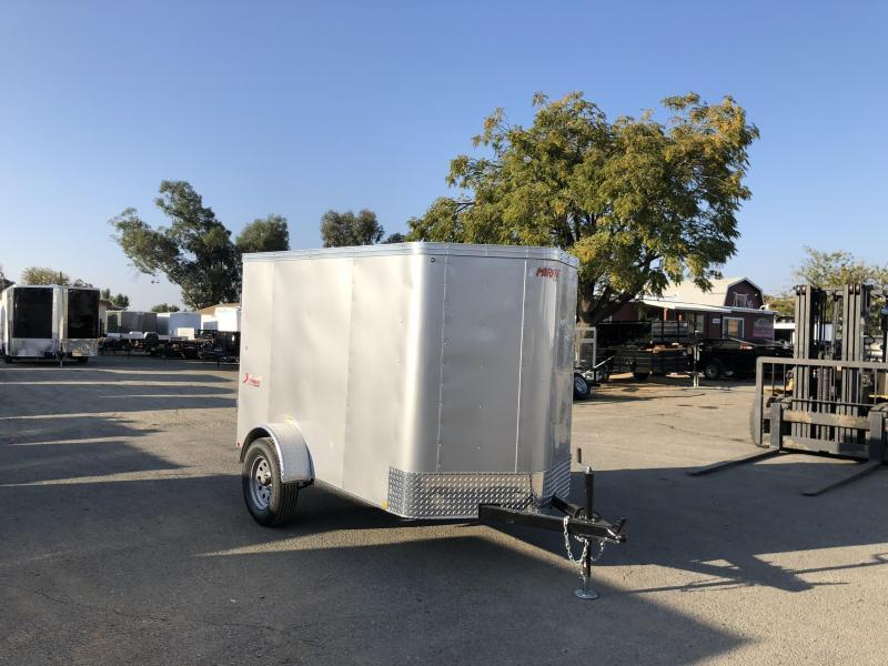 2019 Mirage Trailers XPS 5x10 Enclosed Cargo Trailer