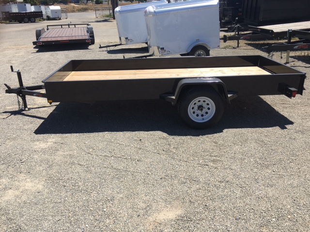 2016 Mirage Trailers 5x10 Utility Trailer