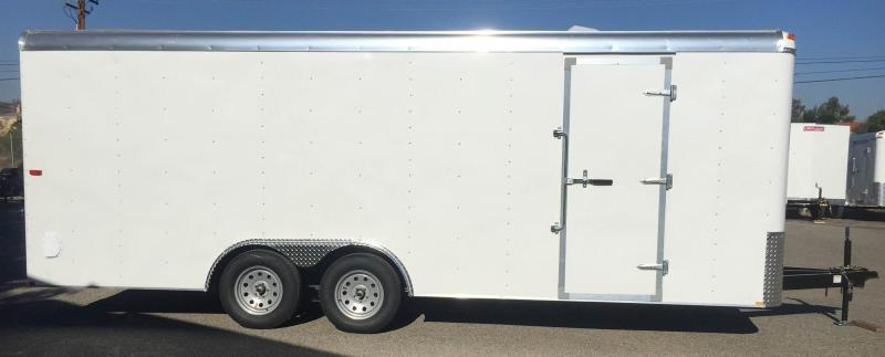 2017 Mirage Trailers MXPO8.520TA3 Enclosed Cargo Trailer