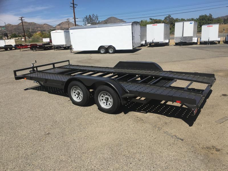 2017 Playcraft 82X18 California Car / Racing Trailer