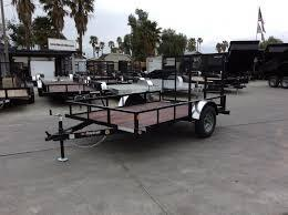2019 Sun Country SUSA 77x12 Utility Trailer