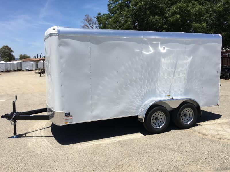 2017 Mirage Trailers XPO 7X14 Enclosed Cargo Trailer