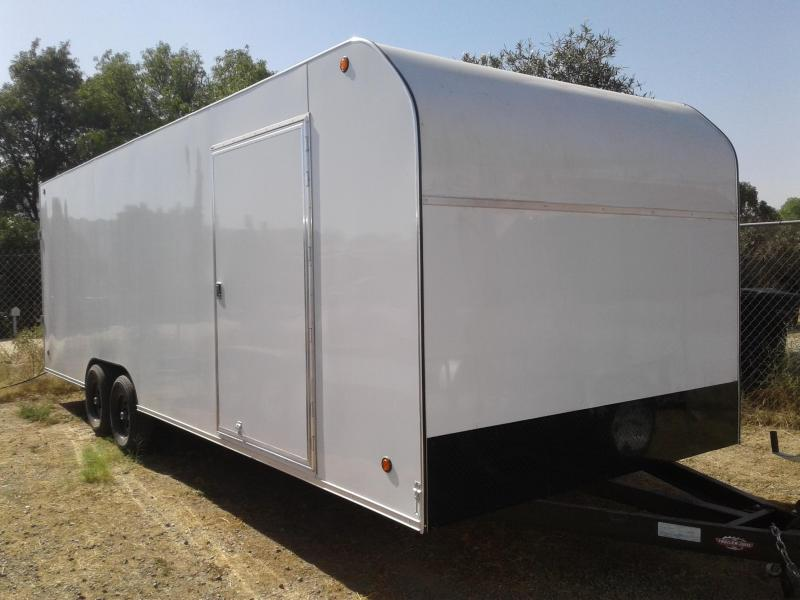 2018 Apache Trailers 8.5X24 Enclosed Cargo Trailer