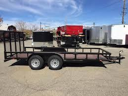 2019 Sun Country LDSU 82x16 Utility Trailer