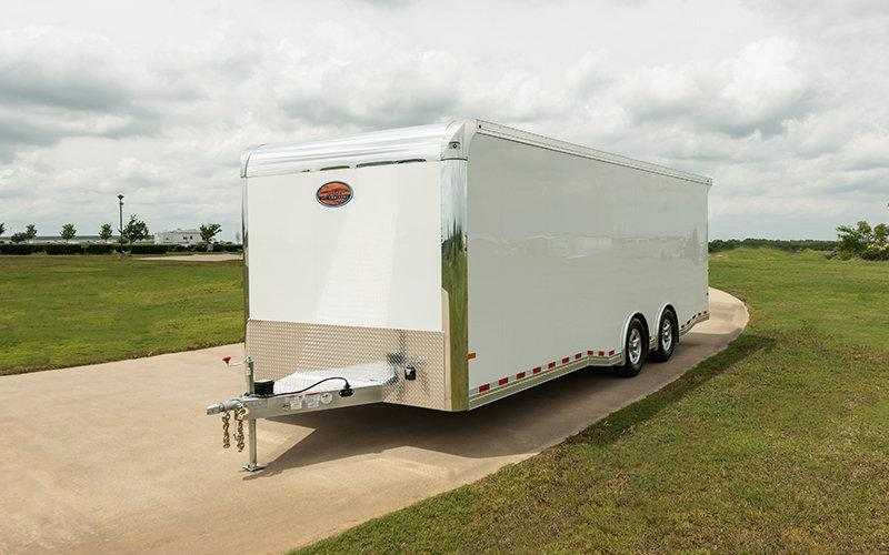 2019 Sundowner Trailers RACE CAR SERIES 28 BP Car / Racing Trailer