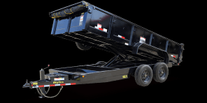 2018 Big Tex Trailers 16LX-14 Dump Trailer