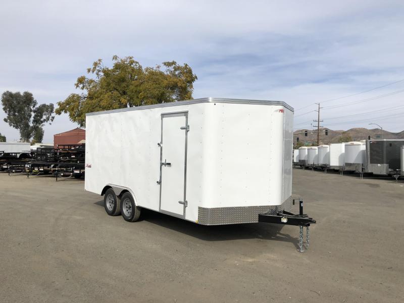 2019 Mirage Trailers MXPS 8.5x16 Enclosed Cargo Trailer