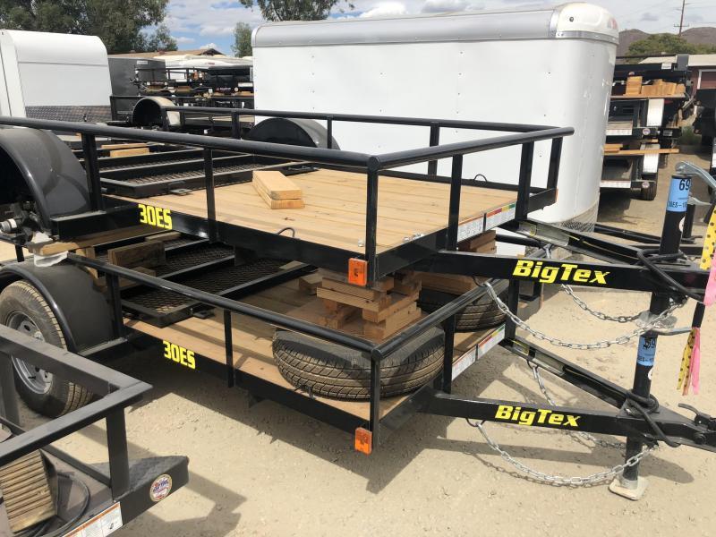2019 Mirage Trailers 30ES 5x10 Utility Trailer