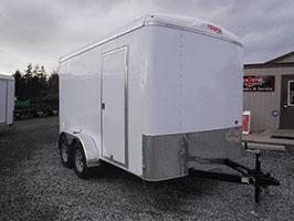 2018 Mirage Trailers Xcel 7x14 Enclosed Cargo Trailer