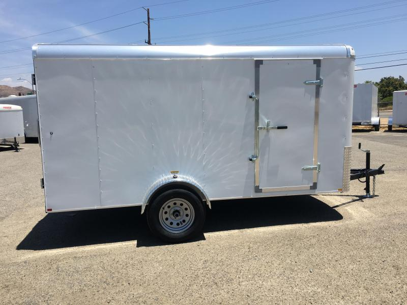 2017 Mirage Trailers 6X12 XCEL Enclosed Cargo Trailer