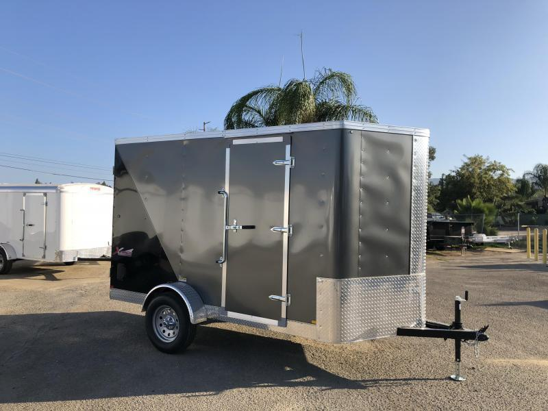 2019 Mirage Trailers XPS6x12 Enclosed Cargo Trailer