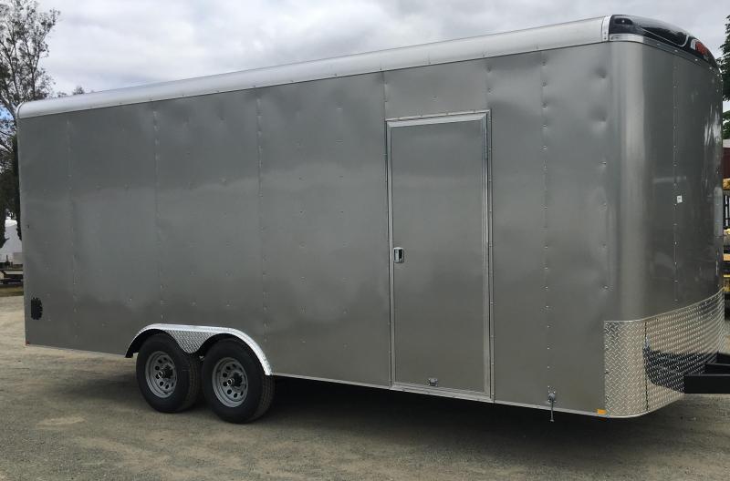 2017 Mirage Trailers 8.5x20 XCEL Enclosed Cargo Trailer
