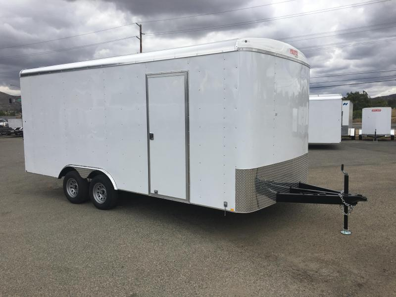 2017 Mirage Trailers 8.5x20 XCEL EH Enclosed Cargo Trailer
