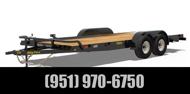 2020 Big Tex Trailers 70CH-20 Car / Racing Trailer