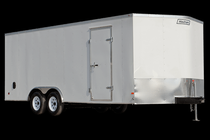 2017 Haulmark 8.5x24 ppt Enclosed Cargo Trailer