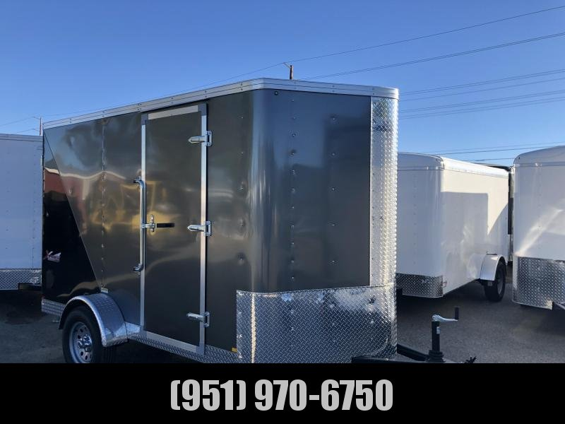 2019 Mirage Trailers XPS 6x10 SA2 Enclosed Cargo Trailer