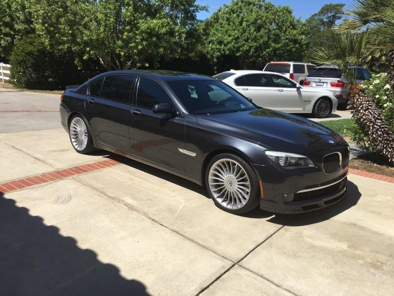 2013 BMW Alpina B7 Car