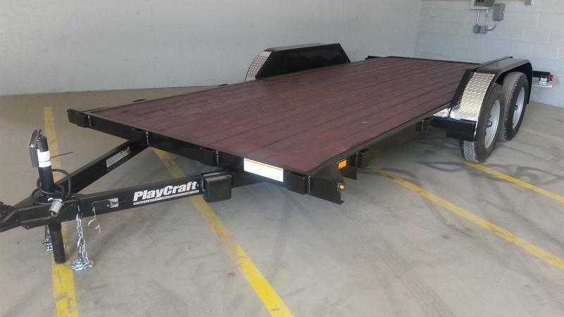 2019 Sun Country CHAMP 82x16 Utility Trailer