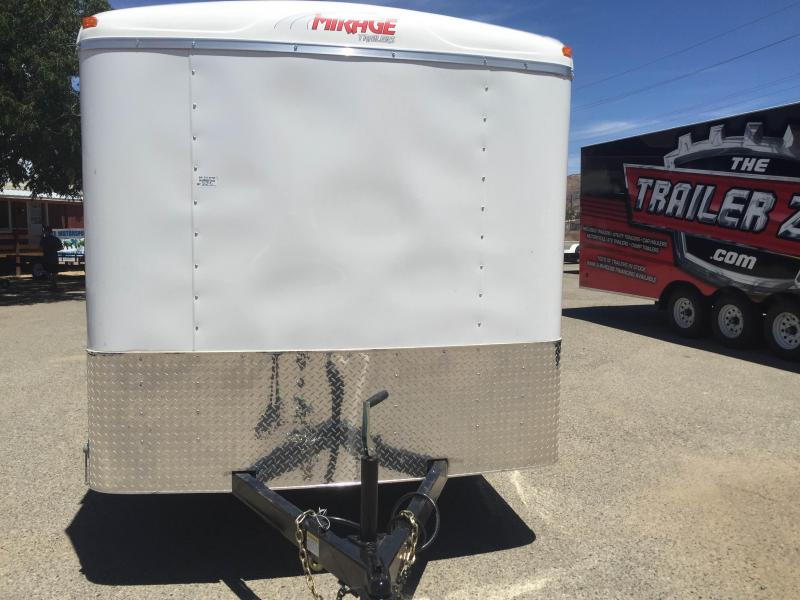 2019 Mirage Trailers MXL716TA2 Enclosed Cargo Trailer