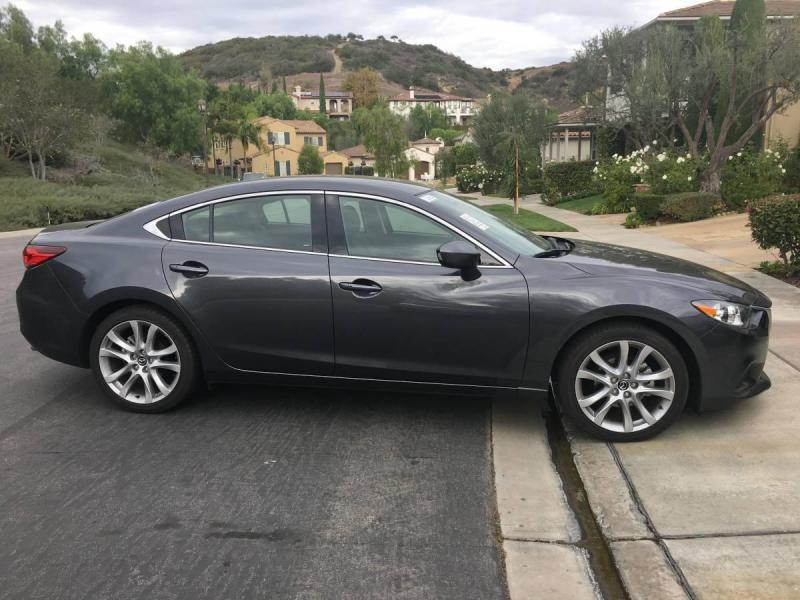 2016 Mazda 6 Touring Car