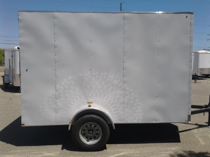 2017 Mirage Cargo Craft 6x10 Enclosed Cargo Trailer