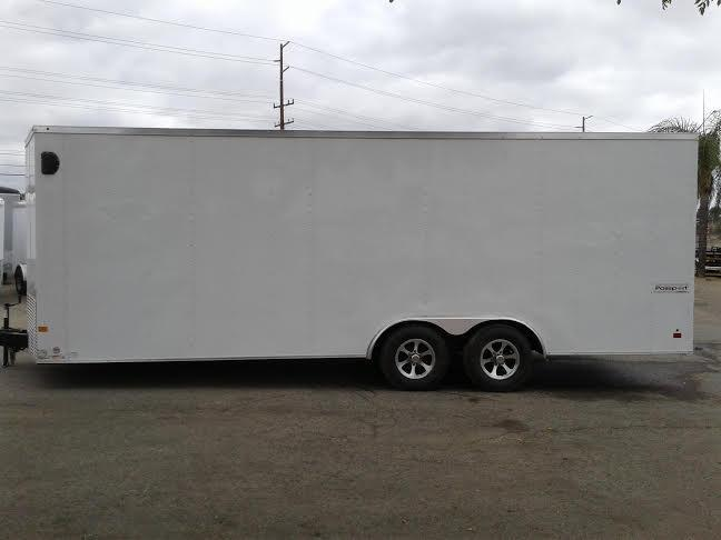 2017 Haulmark 8.5X22 PASSPORT Enclosed Cargo Trailer