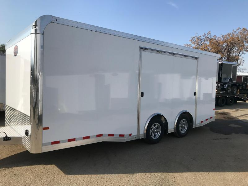 2019 Sundowner  Trailers RC520 ALUMINUM Enclosed Cargo Trailer