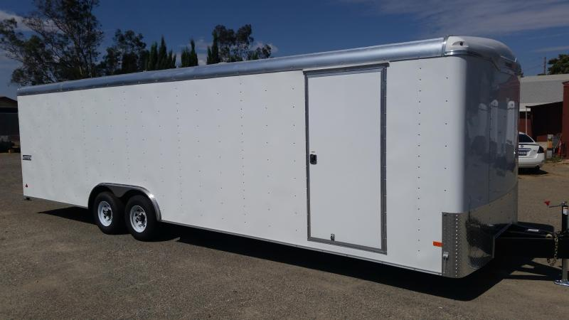 2017 Haulmark 8.5x28 TST Car / Racing Trailer