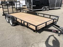2018 Mirage Trailers 7x16