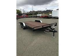 2018 Sun Country LCH 82x16 Utility Trailer