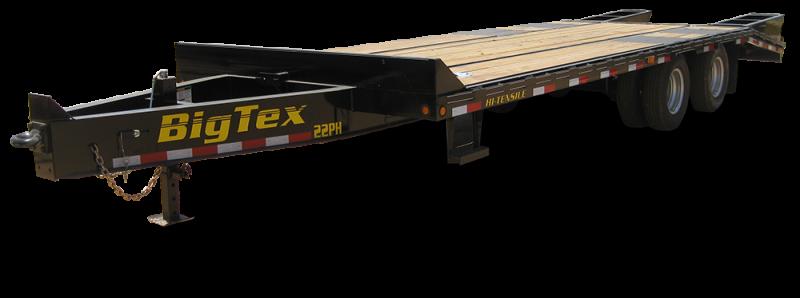 2018 Big Tex Trailers 22PH-20+5