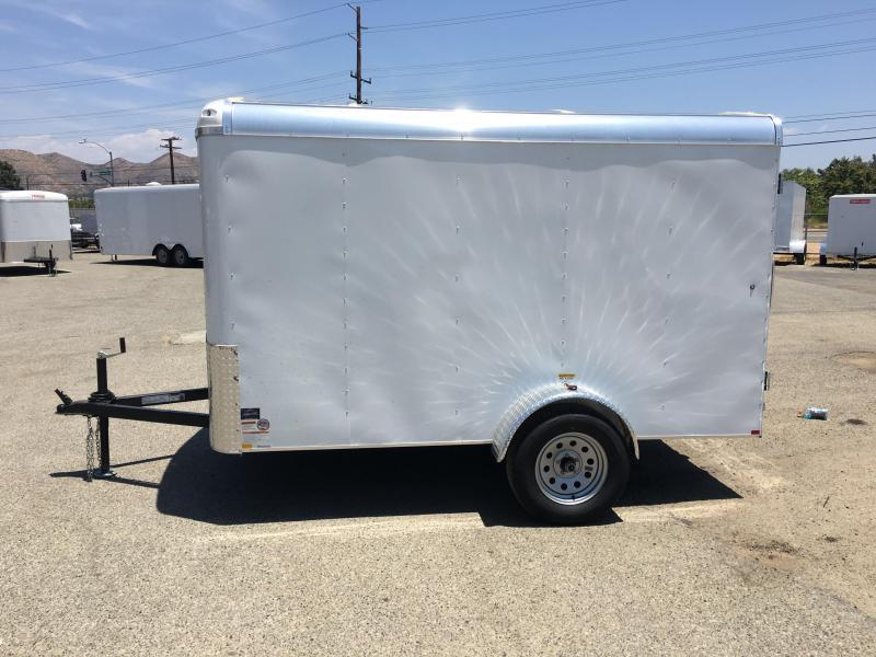 2016 Mirage 6x10 XCEL Enclosed Cargo Trailer