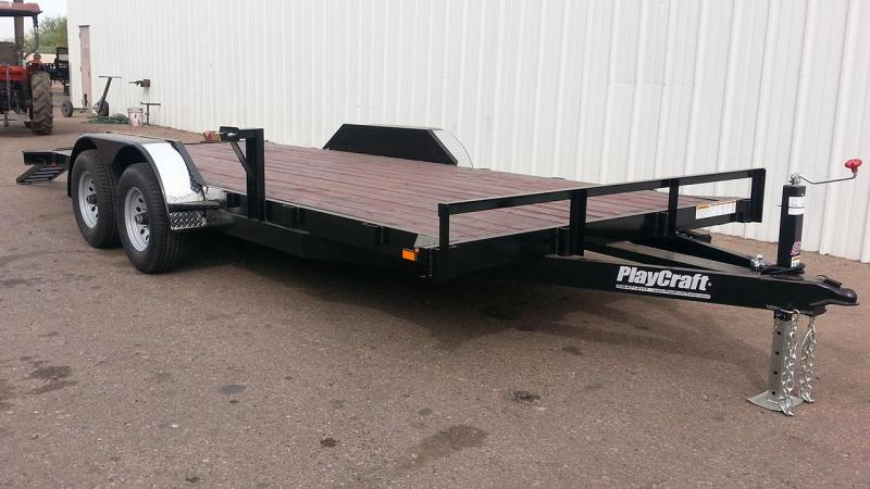 2018 Mirage Trailers MD-20 Utility Trailer