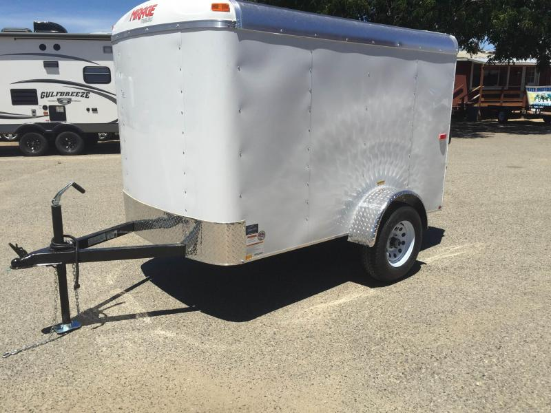 2017 Mirage Trailers XPO 5X8 Enclosed Cargo Trailer