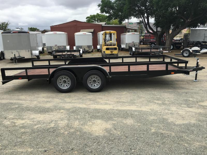2018 Sun Country 82x20 SUTA Utility Trailer