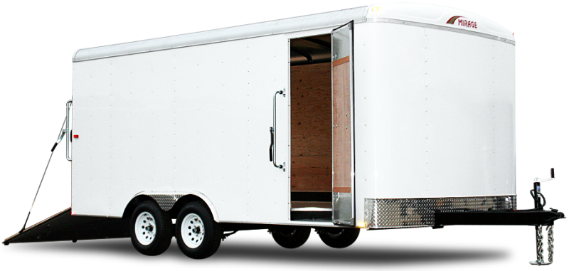 2018 Mirage Trailers 8.5x24 XPO Enclosed Cargo Trailer