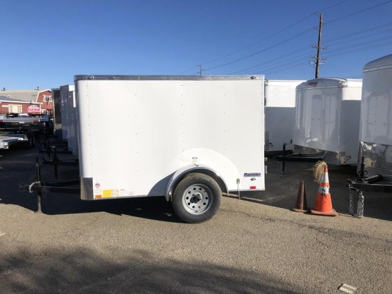 2019 Continental Cargo VHW 6x10 Enclosed Cargo Trailer