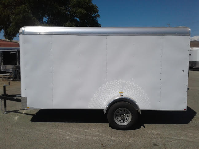 2017 Mirage Trailers XPO 6X12 Enclosed Cargo Trailer