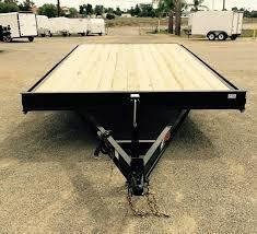 2018 Mirage Trailers 8.5x20 Deck Over Equipment Trailer