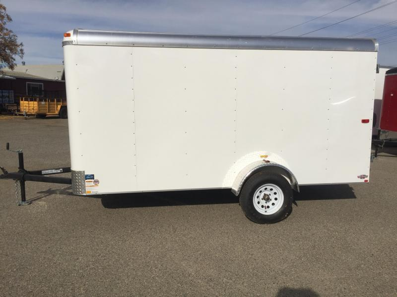 2016 Mirage Trailers 6x12 XPO Enclosed Cargo Trailer