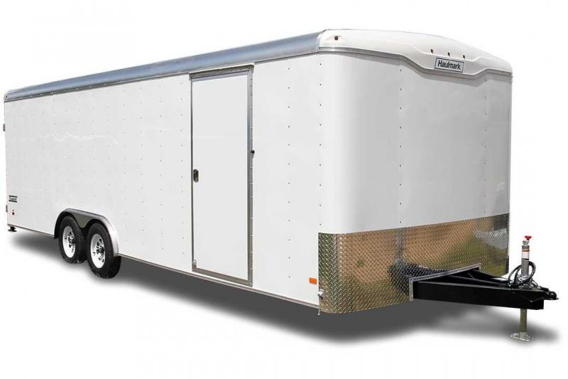 2016 Haulmark 8.5X24 TRANSPORT Enclosed Cargo Trailer