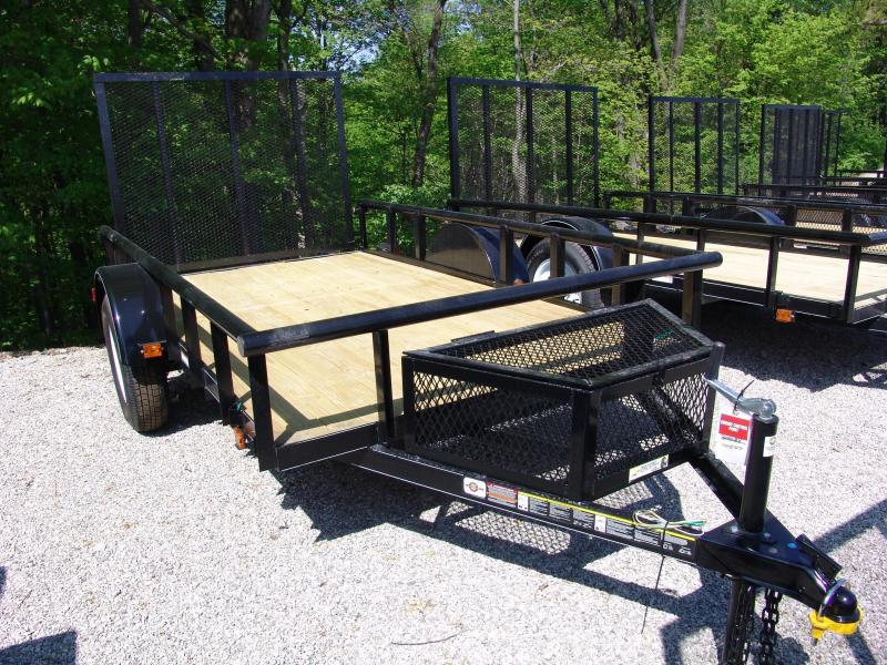 All inventory flatbed and dump trailers for sale in ohio for 5x10 wood floor trailer