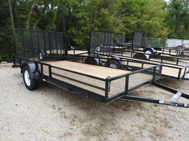 2018 Carry-On 7x14 GWRS Utility Trailer