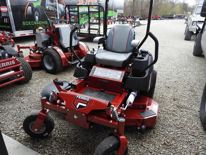 "2019 Ferris Mowers IS600Z B&S 52"" Cut"