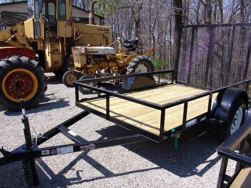 2019 Carry-On 5X8GW Utility Trailer