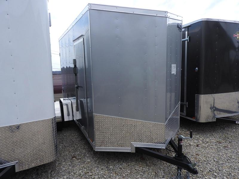"2020 Formula Trailers Conquest 6x12 12"" Extra Height Enclosed Cargo Trailer"