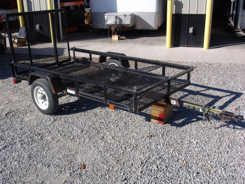 2012 Carry-On 4x8G Utility Trailer